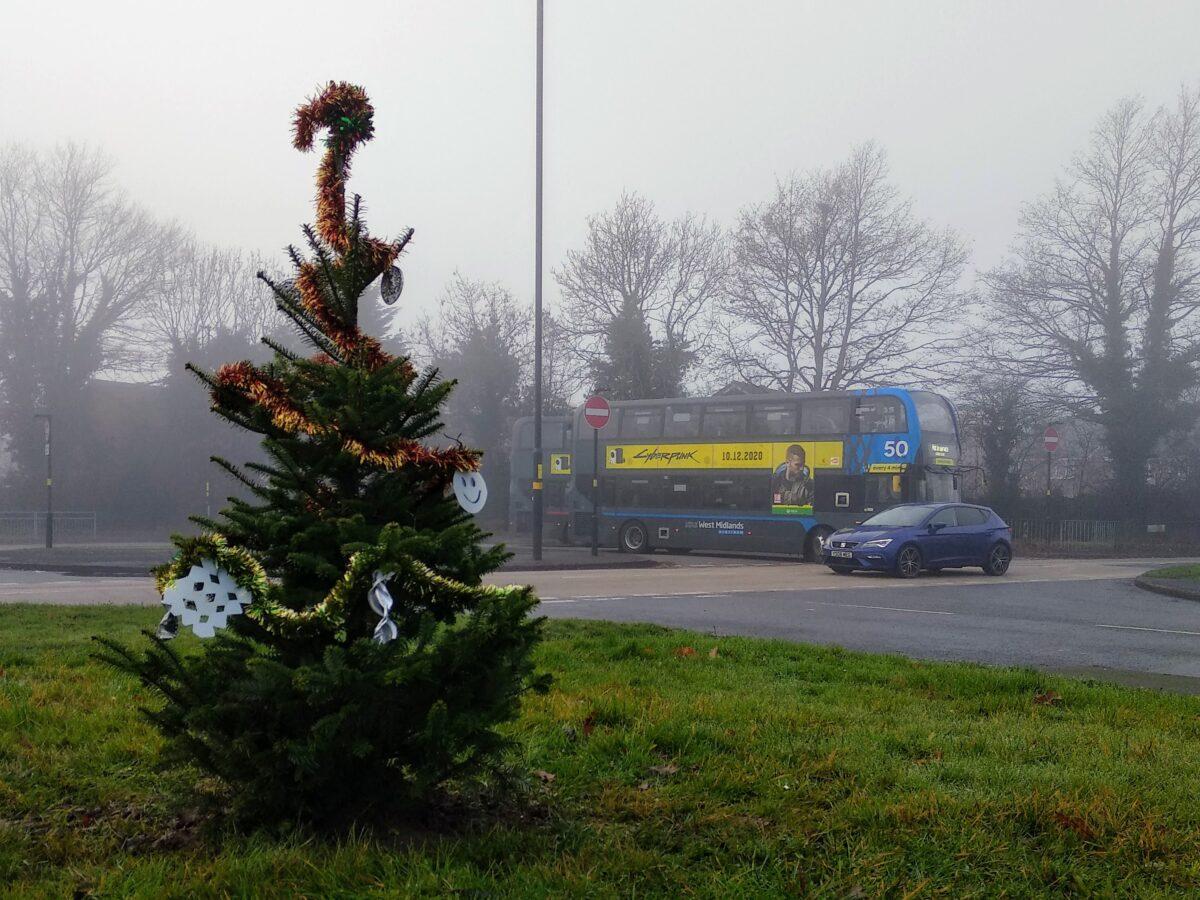 Bell Lane Christmas Tree